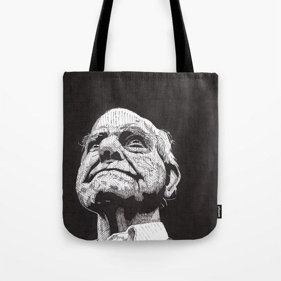 Homeless man5 Tote Bag