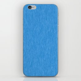Azure Fibre iPhone Skin