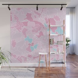 IN BLOOM Wall Mural