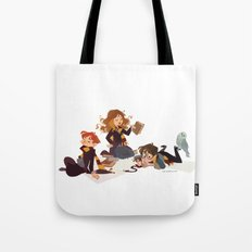 Important Wizarding Tote Bag