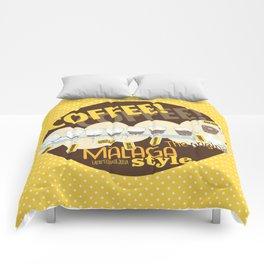 Málaga Coffee Comforters