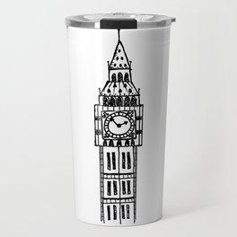 Around the World - London Travel Mug
