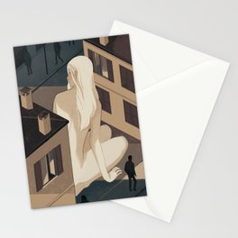 Absence 2nd Stationery Cards