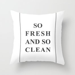 So Fresh And So Clean 508 Watercolor Map Yoga Quot Throw Pillow