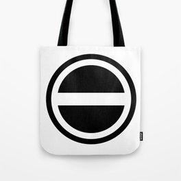 Curtis Holt Logo (Black) Tote Bag