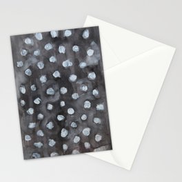 pattern dots Stationery Cards