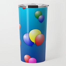 Balloon Fun Travel Mug