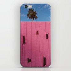 Palm Springs Vibes III iPhone & iPod Skin