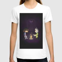 Frisk and Asriel T-shirt