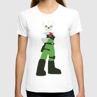 starfox T-shirts featuring Starfox - Minimalist - Nintendo by Adrian Mentus