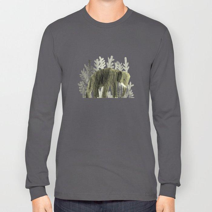 Camouflage Long Sleeve T-shirt