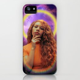 A Lesson In Benevolence  iPhone Case