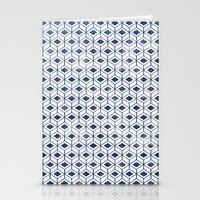 indigo Stationery Cards featuring INDIGO by KIND OF STYLE