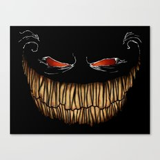 The London Prowler 7 Canvas Print