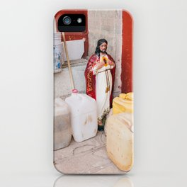 Mexican Jesus iPhone Case