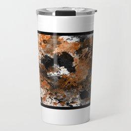 Boxed Abstract Travel Mug