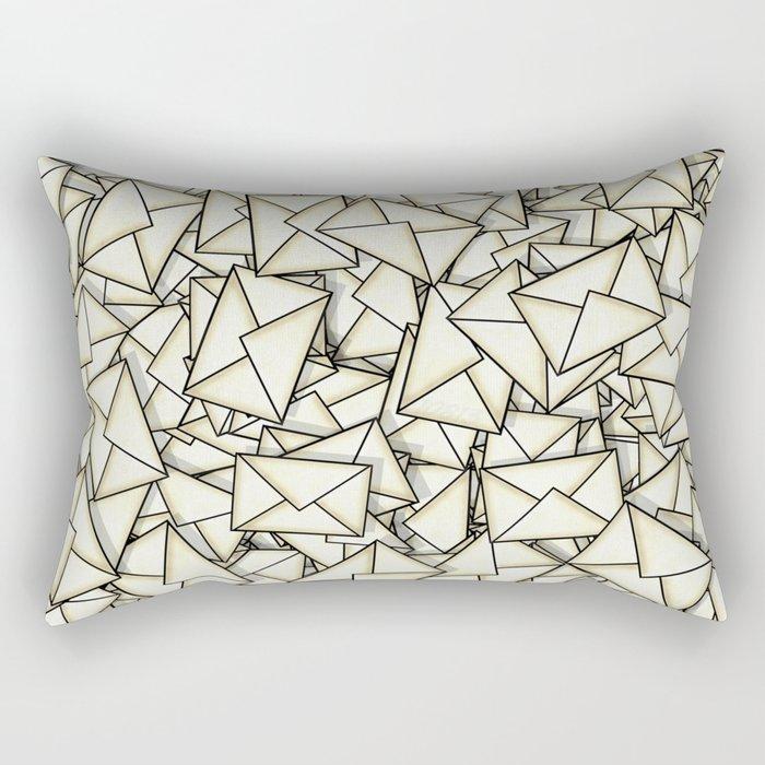 Email Rectangular Pillow