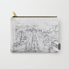 Views of West Philly Carry-All Pouch