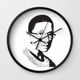 Ruth Wall Clock
