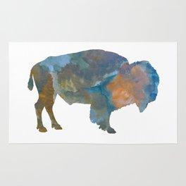 Buffalo Rug
