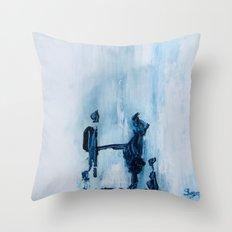 Moral Contemplations Throw Pillow