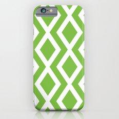 Green Diamond Slim Case iPhone 6s