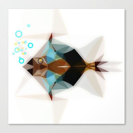 design 51 Canvas Print