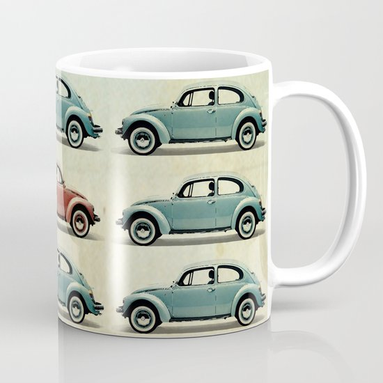 a good red Mug