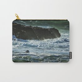 I Spy A Seal Carry-All Pouch