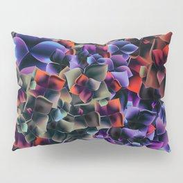 Beautiful bright pattern with hydrangea flowers Pillow Sham