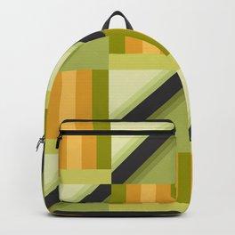 Parakeet Square Backpack