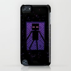 Here comes the Enderman! iPod touch Slim Case