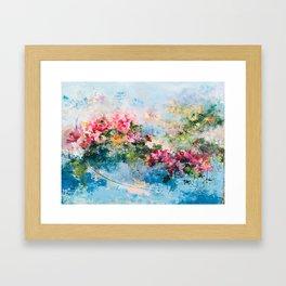 Juin Framed Art Print