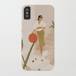 Wonders of the New Day iPhone Case
