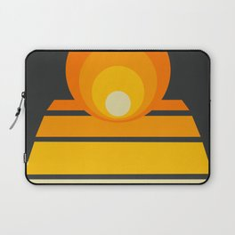 Circles & Stripes 02 Laptop Sleeve