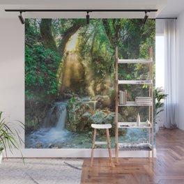Garden of Eden Wall Mural