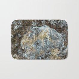 Old stone wall Bath Mat