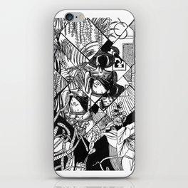 Mirror, mirror iPhone Skin