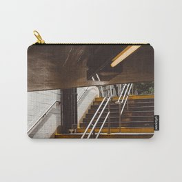 Brooklyn Subway II Carry-All Pouch