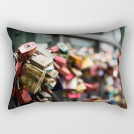 Locks of Love Rectangular Pillow