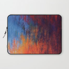 Hell Flame Laptop Sleeve