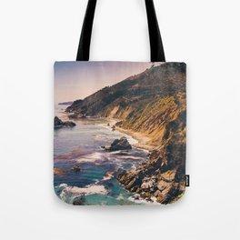 Big Sur Pacific Coast Highway Tote Bag