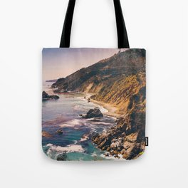 Big Sur Pacific Coast Highway Tote Bag