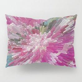 Abstract flower pattern 3 Pillow Sham