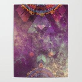 Magical Bohemian Poster