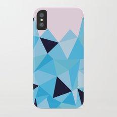 Ab Topaz iPhone X Slim Case