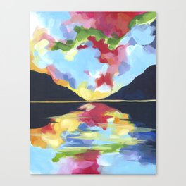 Reflections II Canvas Print