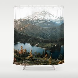 Sunrise Kingdom Shower Curtain