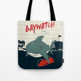 Baywatch  Tote Bag