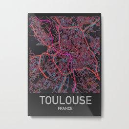Toulouse France Metal Print